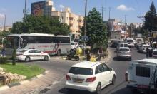 يافة الناصرة: إصابتان في جريمة إطلاق نار