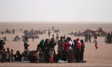 مخاطر تتهدد 100 ألف مدني محاصر في دير الزور السورية