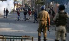 القوات الهندية تقتل 3 مسلحين ومتظاهرا في كشمير
