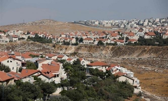 توسيع نفوذ المستوطنات على حساب أراضي الفلسطينيين