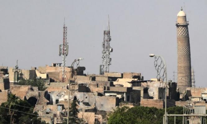 الموصل: تدمير الحدباء وجامع النوري التاريخيين