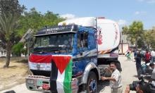 مصر تسمح بعبور كميات إضافية من الوقود لمحطة كهرباء غزة