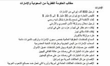 """قائمة مطالب قطرية ساخرة: """"إغلاق سكاي نيوز والعربية وإلغاء اتفاقية تيران وصنافير"""""""