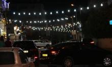 المثلث: حركة تجارية نشطة وأجواء مميزة عشية العيد