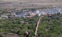 الطيران الحربي الإسرائيلي يقصف أهدافا بسورية