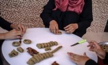 كعك العيد...حلوى ومصدر رزق للأسر الفقيرة بغزة