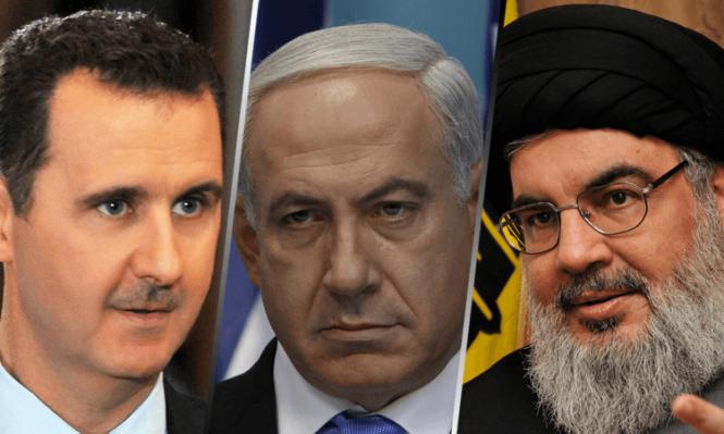 نتنياهو يتوعد الأسد بعد مقتل 7 جنود سوريين بقصف إسرائيلي