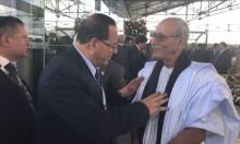 القرا يذعن ويحذف صورة له بسبب غضب المغرب