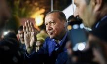 إردوغان يتعرض للإغماء أثناء صلاة العيد