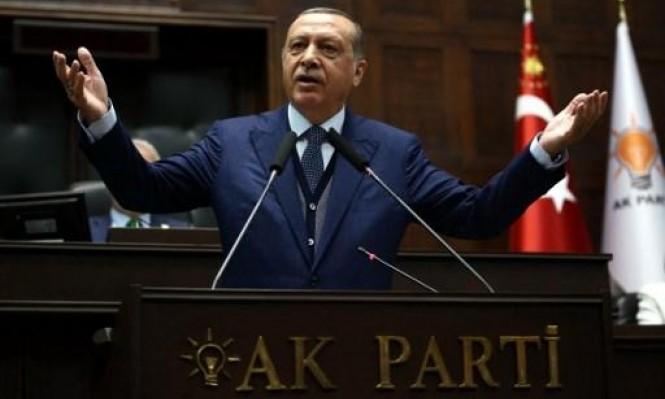إردوغان: مطالب دول الحصار مخالفة للقانون الدولي