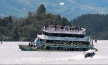 كولومبيا: مصرع 6 وفقدان 31 في غرق سريع ومفاجئ
