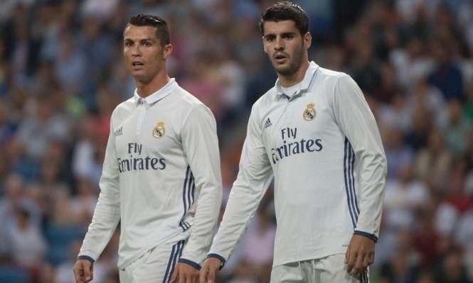 لاعب ريال مدريد يلمح إلى وجهته المقبلة