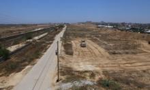 منطقة عازلة بين قطاع غزة ومصر