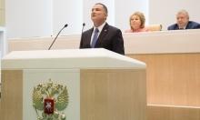 رئيس الكنيست يحرّض على حماس في موسكو