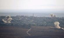 بالتزامن مع تواجد نتنياهو بالجولان: سقوط قذيفة والاحتلال يرد