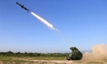 كوريا الشمالية اختبرت محرك صاروخ فضائي