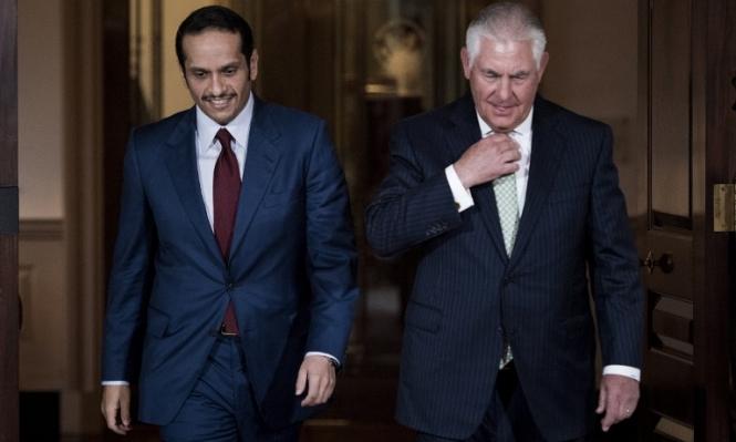 """الأزمة الخليجية: وساطة أميركية كويتية ودعوة لعقلنة """"مطالب"""" دول الحصار"""