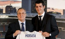 بيريز: لا مفاوضات مع  مان يونايتد لضم موراتا