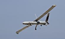 طائرة بدون طيار إسرائيلية تسقط بمنطقة بيت لحم