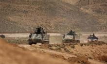 إصابة 7 جنود لبنانيين في عرسال