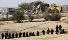 الأهالي يناشدون: هدم أم الحيران سيتبعه هدم 34 قرية عربية