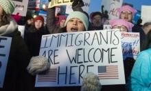 سريان مفعول مرسوم الهجرة الأميركي