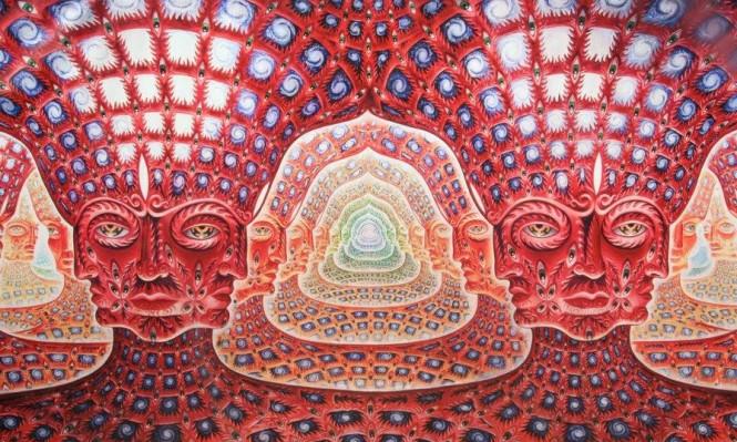 الكون كعقل واعٍ