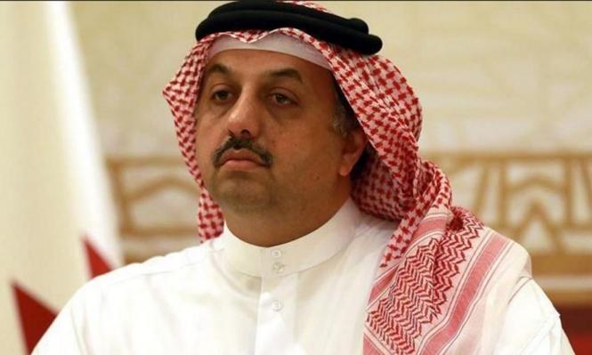 """وزير الدفاع القطري: ما نتعرض له """"إعلان حرب"""""""