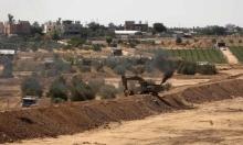 وفد من غزة يصل القاهرة لبحث احتياجات الجدار العازل