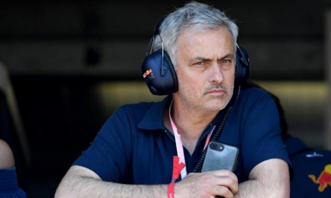 مورينيو يعرب عن غضبه من إدارة مانشستر يونايتد