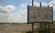 سورية الديمقراطية تدخل الرقة من الجنوب