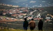 مندلبليت صادق على ترخيص مبان أقيمت على أراض فلسطينية خاصة