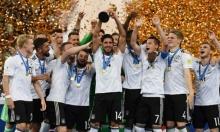 ألمانيا تتوّج بكأس القارات على حساب تشيلي