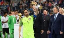 برافو يكشف سبب خسارة منتخب بلاده أمام ألمانيا