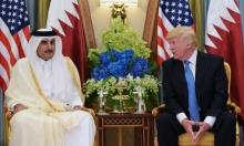 أمير قطر وترامب يبحثان هاتفيا مستجدات الأزمة الخليجية