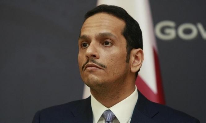 وزير الخارجية القطري يصل الكويت لإبلاغها برد الدوحة