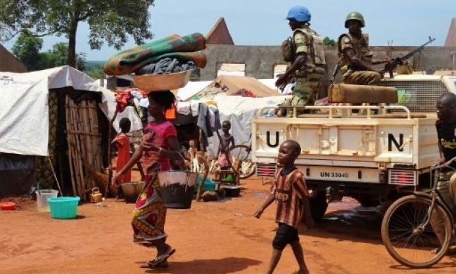 مقتل 15 شخصا في اشتباكات في أفريقيا الوسطى