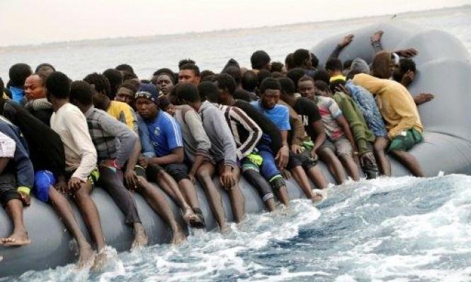 100 ألف مهاجر عبروا المتوسط إلى أوروبا منذ مطلع العام