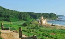 مناورة عسكرية أميركية تحاكي هجوما على كوريا الشمالية
