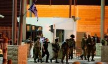 اشتباك مسلح بقلنديا والاحتلال يستهدف الصيادين بغزة