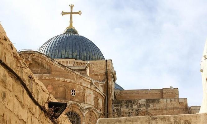 """القدس: أراضي الكنيسة بين فكي """"الكيرن كييميت"""" والمالكين الجدد"""