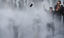 """""""مرحبا بك في الجحيم"""": هكذا استقبل الشباب زعماء العالم في هامبورغ"""