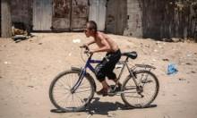 موجة الحر وأزمة الكهرباء تفاقمان معاناة أهل غزة
