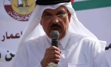 رئيس اللجنة القطرية لإعادة الإعمار يصل قطاع غزة