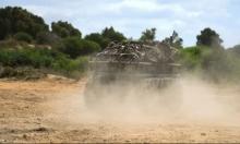 """الجيش الإسرائيلي يبدأ استخدام """"الحمال الروبوتي"""" بدل اللاما"""