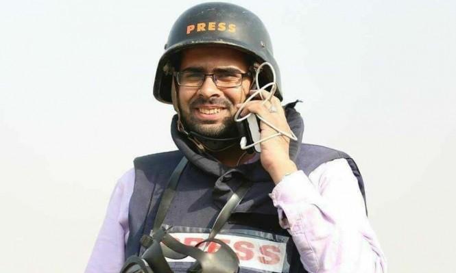 اعتقال صحافي فلسطيني لتصويره تفتيش الاحتلال لموكب رئيس الحكومة