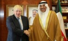 الكويت: جونسون يدعو السعودية وحلفاءها لإنهاء الحصار على قطر