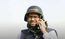 النيابة الفلسطينية تمدد اعتقال الصحافي جهاد بركات