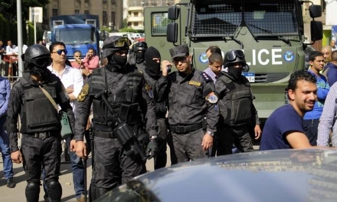 مقتل 16 مسلحا في اشتباك مع الشرطة المصرية بالإسماعيلية
