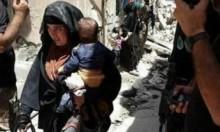 الموصل: سيدة تفجر رضيعها وسط جنود عراقيين